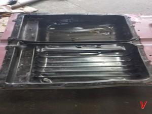 Dodge Caravan Четверть задняя GJ06374915
