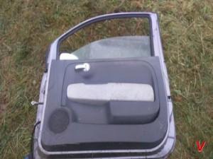 Fiat 500 Двери передние HG72246855