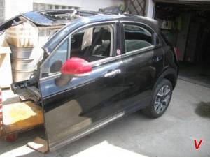 Fiat 500 Двери передние HG76146826