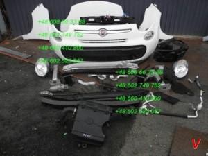 Fiat 500L Четверть задняя GA88030600