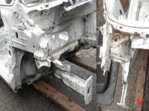 Fiat 500L Четверть задняя HF47366477