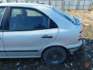 Fiat Brava Четверть задняя HC05237371