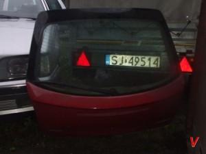 Крышка багажника Fiat Brava HG73405285