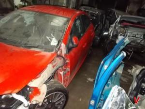 Fiat Bravo Четверть задняя GA10745446
