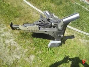 Fiat Bravo Четверть задняя HA74381500