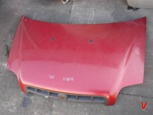 Fiat Doblo Капот HG84161885