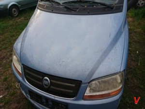 Fiat Multipla Капот HG77766767