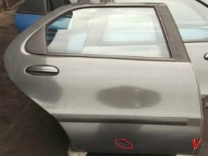 Fiat Palio Двери задние HG75388178