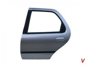 Fiat Palio Двери задние HG77777473