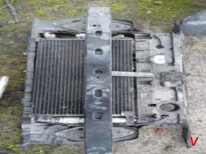 Fiat Panda Панель передняя HG72839130