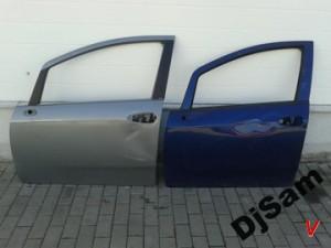Fiat Punto Evo Двери задние HG77104519