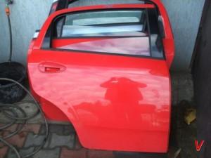 Fiat Punto Evo Двери задние HG77514241