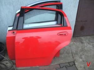 Fiat Punto Evo Двери задние HG77516079