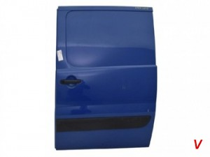 Fiat Scudo Двери задние HG44564764