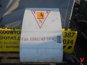 Fiat Scudo Двери задние HG72805204