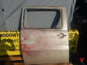 Fiat Scudo Двери задние HG73395162