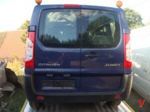 Fiat Scudo Двери задние HG75827217