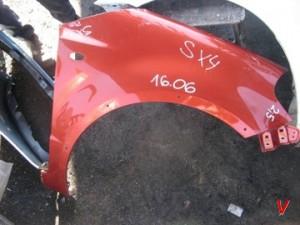 Fiat Sedici Крыло переднее HG67063043