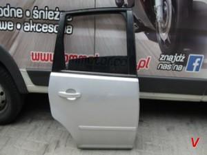 Ford C-MAX Двери задние HG16503826