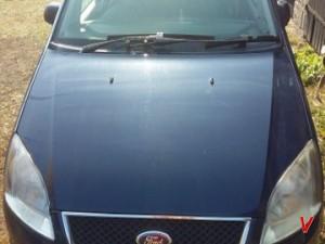 Ford C-MAX Капот HG11422645