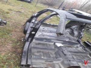 Ford EDGE Четверть задняя HG17026747