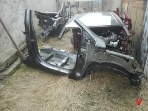 Ford EDGE Четверть задняя HG61663906