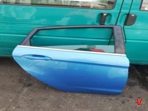 Ford Fiesta Mk7 Двери задние HG71507717
