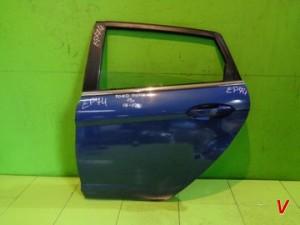 Ford Fiesta Mk7 Двери задние HG73380305