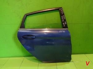 Ford Fiesta Mk7 Двери задние HG73402152