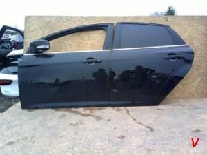 Ford Focus Mk3 Двери задние HG73437590