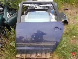 Ford Galaxy Двери задние HG80030843