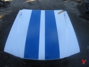 Ford GT Капот HG22574100