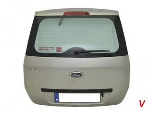 Ford Kuga Крышка багажника GJ89762127
