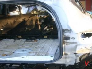 Крышка багажника Ford Kuga HG20548814