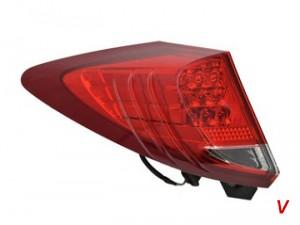Honda Civic Фонари задние HB03125636