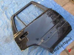 Honda CR-V Двери задние HG76891662