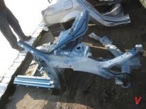 Honda CR-Z Четверть задняя FA98337322