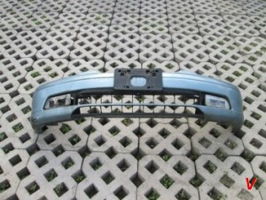 Honda Odyssey Бампер передний HD61647876