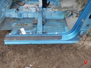 Hyundai Getz Порог HG72901391