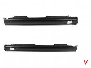 Hyundai Getz Порог HG80346292