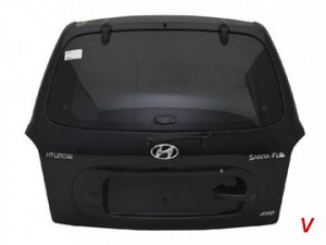 Hyundai Grandeur Крышка багажника HG00586635