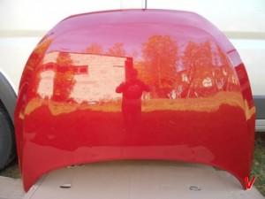 Hyundai Tucson Капот HG80982595