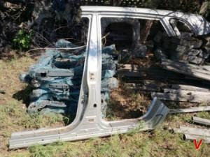 Hyundai Tucson Порог HG16066054