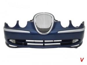 Jaguar S-Type R Бампер передний HA04541894