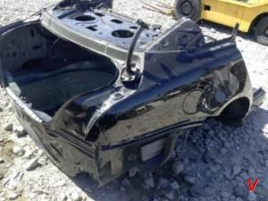 Jaguar XJ Четверть задняя FF84307857
