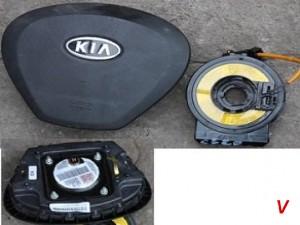 Kia Ceed Подушка руля HG76715535