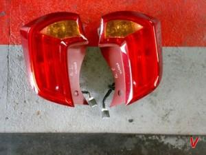 Kia Picanto Фонари задние HG80789035