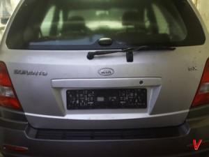 Kia Sorento Крышка багажника HG72235639