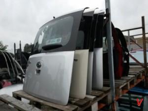 Kia Soul Крышка багажника HG71293285