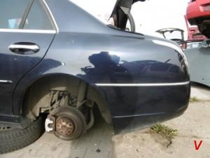 Lancia Thesis Четверть задняя HG10589276
